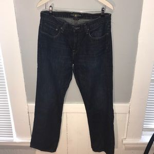 Men's Lucky Brand Denim 33x32